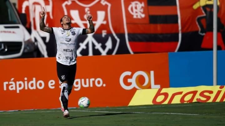 Vina Ceará Bahia Copa do Nordeste
