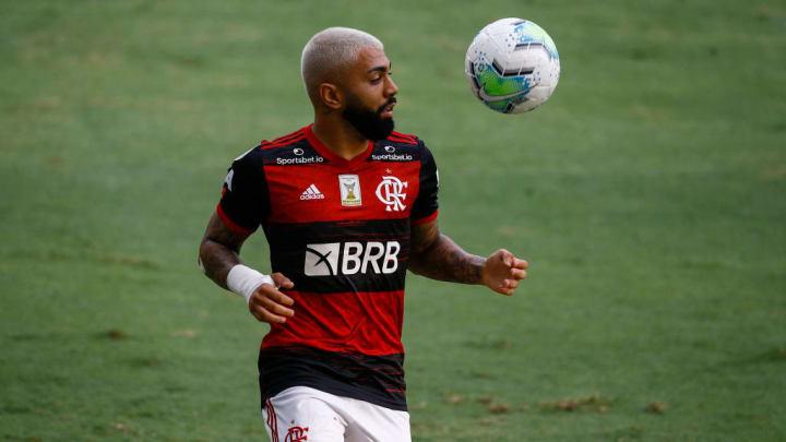 gabriel barbosa flamengo campeonato carioca