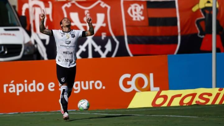 Vina Ceará Copa Sul-Americana Jorge Wilstermann