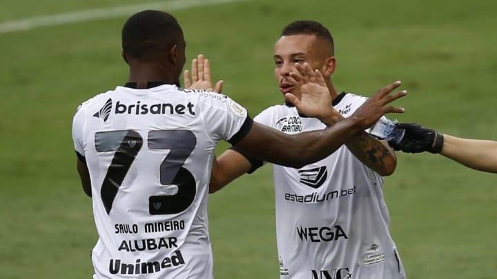 Kelvyn, Saulo Mineiro, Ceará