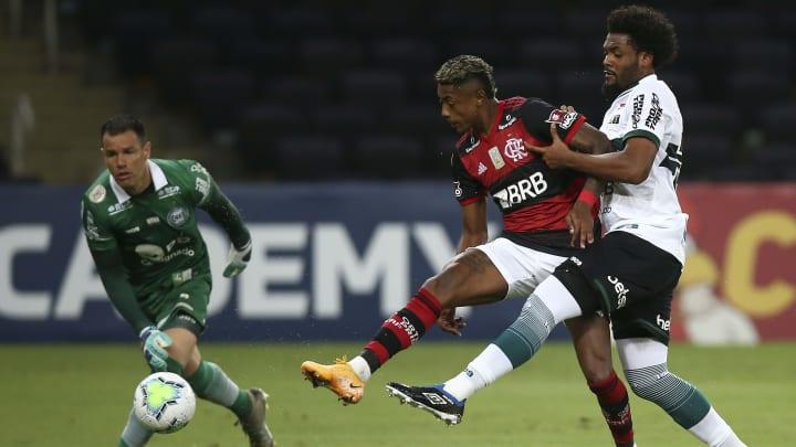 Coritiba e Flamengo se enfrentam pela 3ª Fase da Copa do Brasil.
