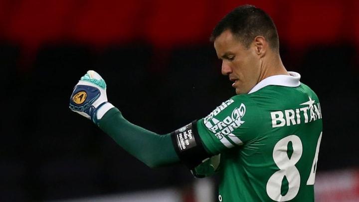 Wilson Coritiba Flamengo Copa Brasil