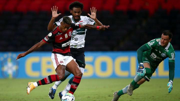 Coritiba Flamengo Copa Brasil