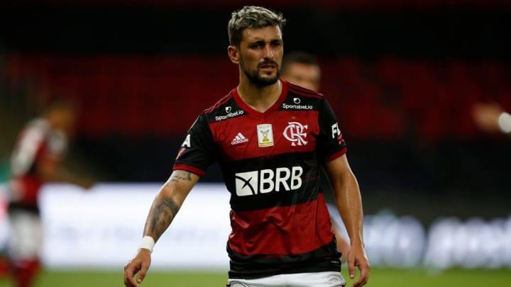 Giorgian de Arrascaeta Flamengo