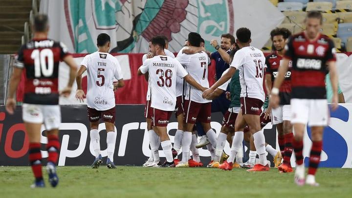 Fluminense vem dominando o clássico em diferentes categorias