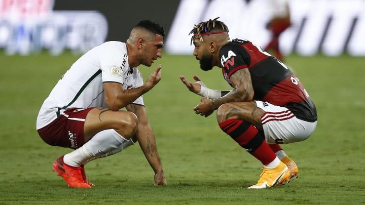 Embora seja o favorito, Flamengo não pode achar que vai passar fácil do Fluminense na decisão do Cariocão.