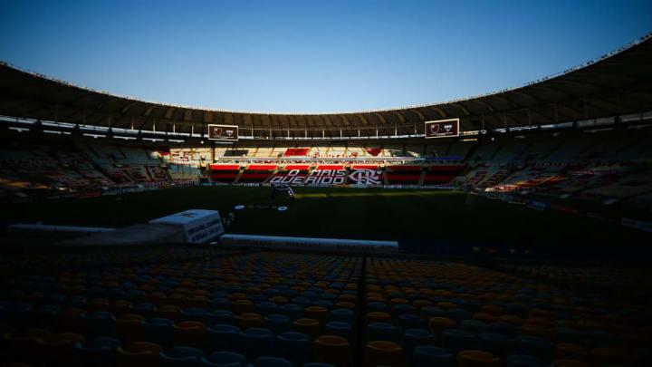 Flamengo Maracanã Chapecoense