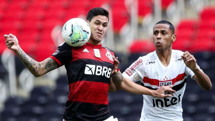 São Paulo e Flamengo se enfrentam pela última rodada do Campeonato Brasileiro de 2020.