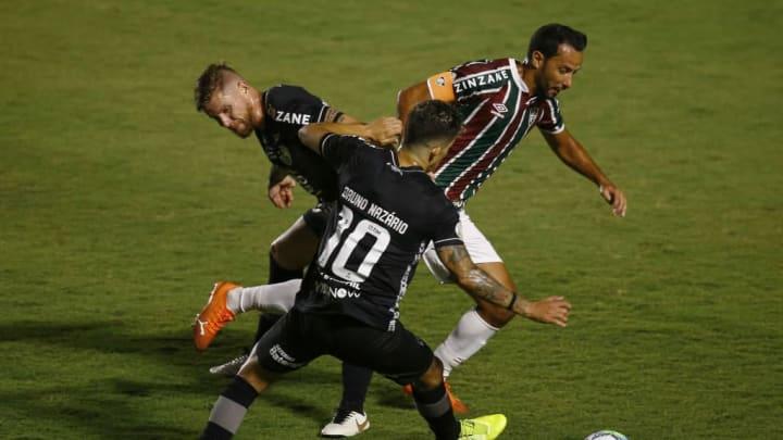 2020 Brasileirao Series A: Fluminense v Botafogo Play Behind Closed Doors Amidst the Coronavirus