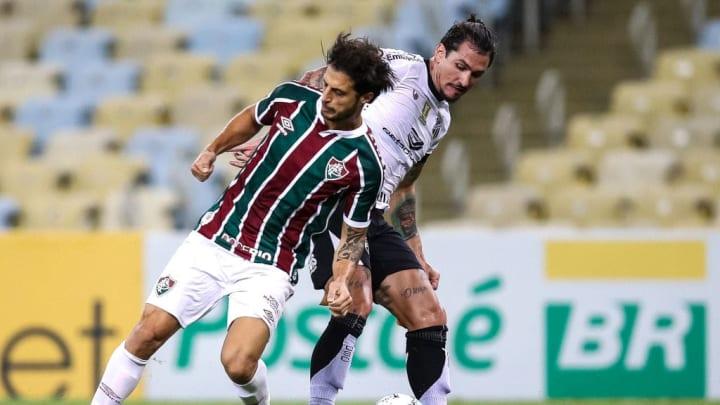 Hudson, Vinícius, Fluminense