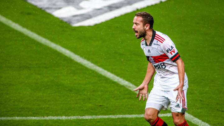 Everton Ribeiro Flamengo Copa América Eliminatórias