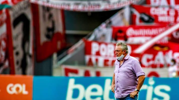Abel Braga Internacional Flamengo Al-Wahda