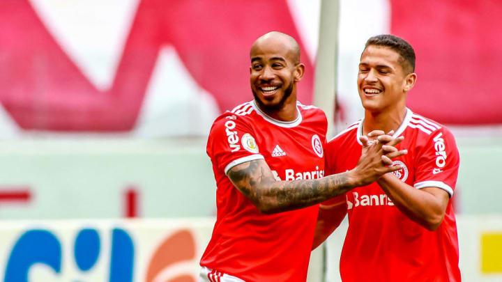 Patrick Internacional Flamengo