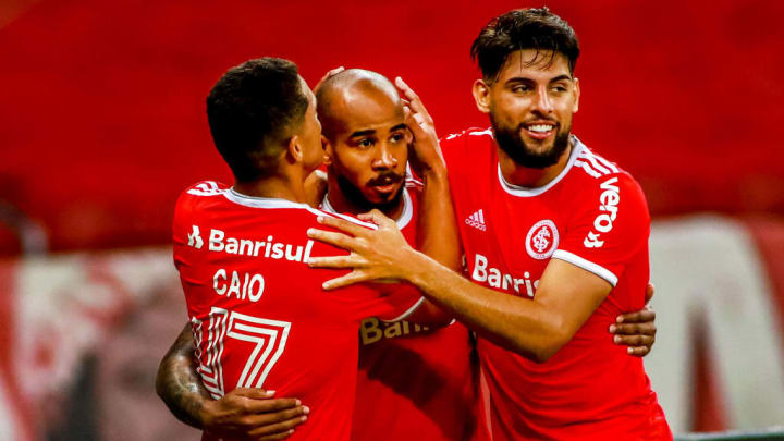 Patrick Internacional Bahia Campeonato Brasileiro Destaque