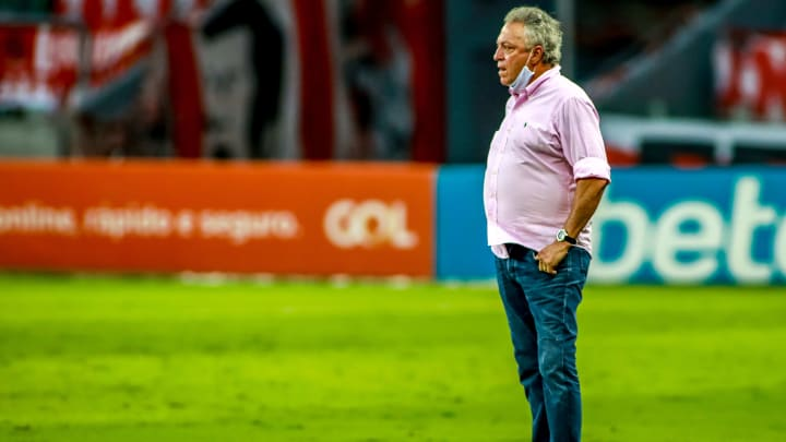 Abel Braga Ve Derrota Para O Sport Como Normal E Reforca Confianca No Inter Somos Lideres