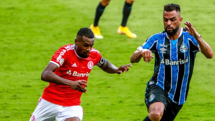 Maicon Grêmio GreNal Internacional Renato Gaúcho