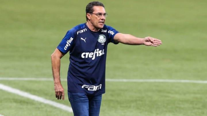 2020 Brasileirao Series A: Palmeiras v Coritiba Play Behind Closed Doors Amidst the Coronavirus