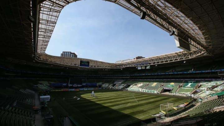 Palmeiras Allianz Parque Brasilerio Chapecoense