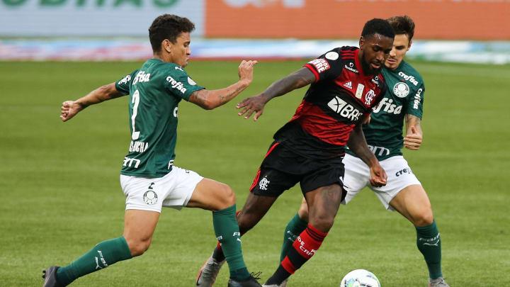 Flamengo e Palmeiras reeditam Supercopa do Brasil