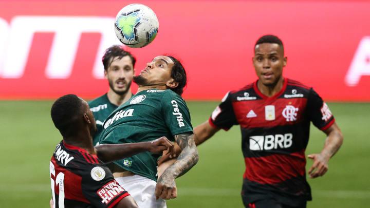 2020 Brasileirao Series A: Palmeiras v Flamengo Play Behind Closed Doors Amidst the Coronavirus