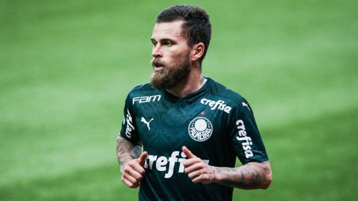 Lucas Lima Palmeiras Flamengo