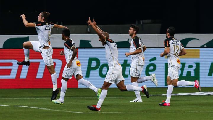 2020 Brasileirao Series A: Palmeiras v Sport Recife Play Behind Closed Doors Amidst the Coronavirus