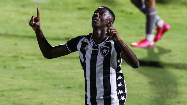 Matheus Babi, Botafogo