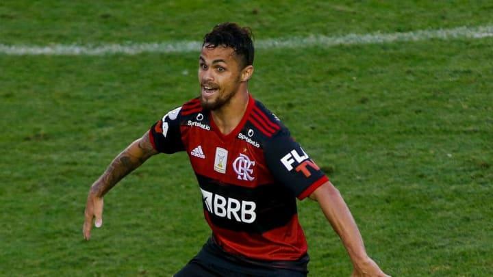 Michael, Flamengo