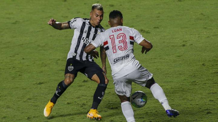 Líder, Atlético-MG enfrenta o São Paulo no Morumbi