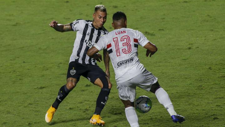 Atlético-MG e São Paulo se enfrentam na 3ª rodada do Brasileirão