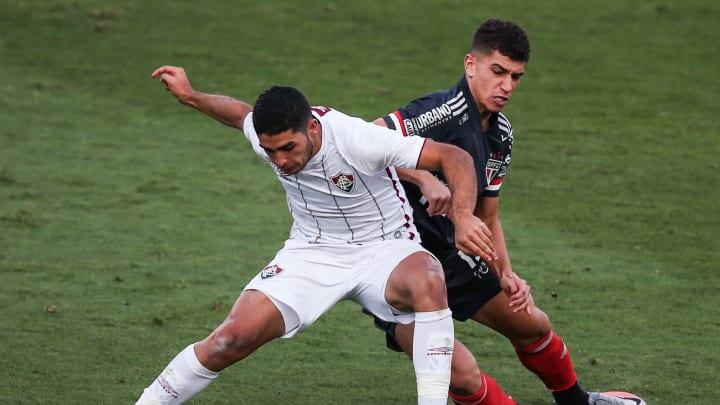 Fluminense e São Paulo estão nas oitavas da Libertadores