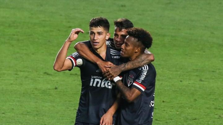 2020 Brasileirao Series A: Sao Paulo v Fluminense Play Behind Closed Doors Amidst the Coronavirus