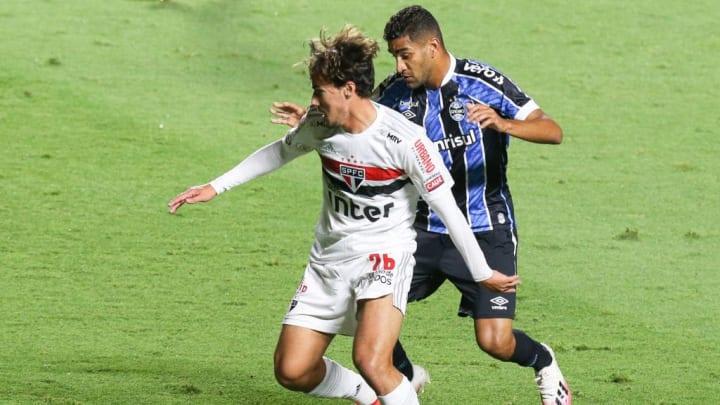 Igor Gomes, Isaque