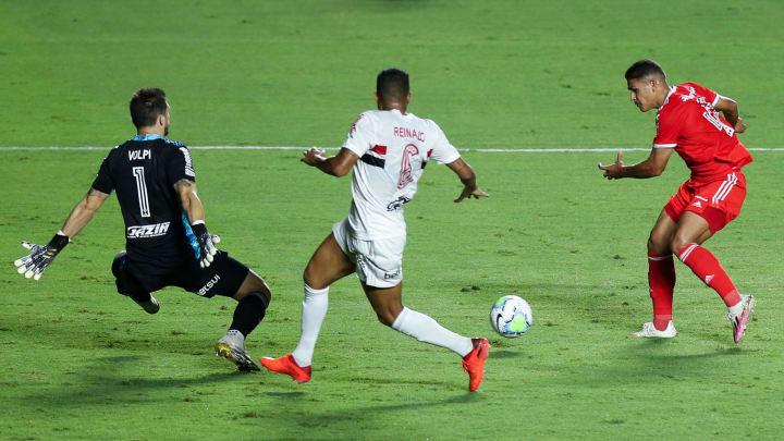 Internacional e São Paulo se enfrentam pela 10ª rodada do brasileirão.
