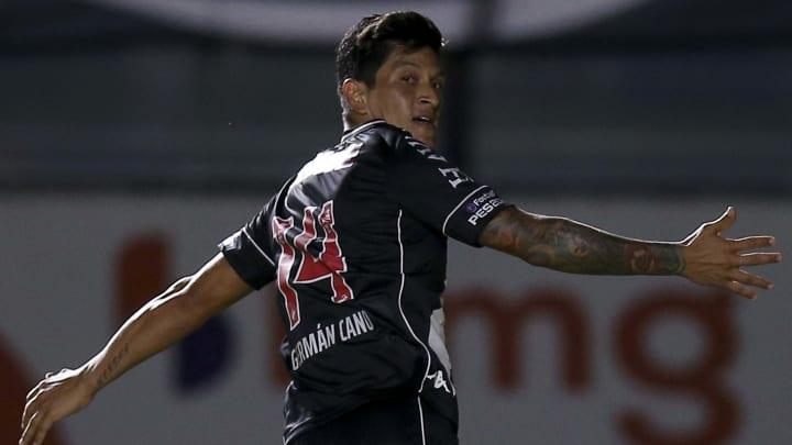 Cano é o principal nome do time do Vasco