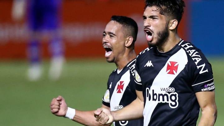 O Vasco entrou no Z-4 do Brasileirão e quer reagir de imediato.