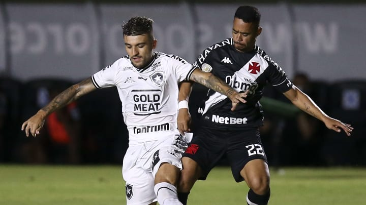 2020 Brasileirao Series A: Vasco v Botafogo Play Behind Closed Doors Amidst the Coronavirus