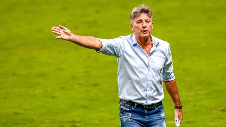 Renato Gaúcho foi o escolhido pelo Flamengo para assumir o posto de Rogério Ceni.