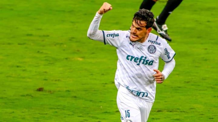 Palmeiras Gustavo Gomez