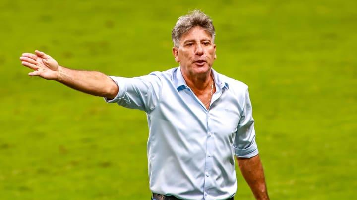 Renato Gaúcho está na mira do Corinthians