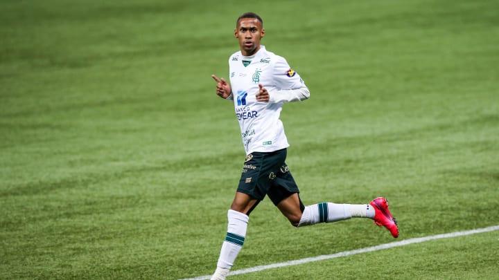 Ademir deixou sua marca na vitória do América-MG contra o Cruzeiro