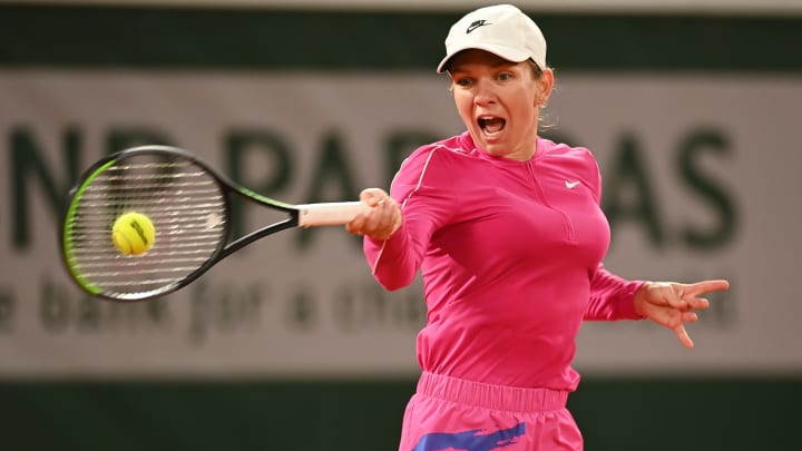 Simona Halep vs. Irina-Camelia Begu French Open Women's Round 2 odds, prediction, betting trends and time.