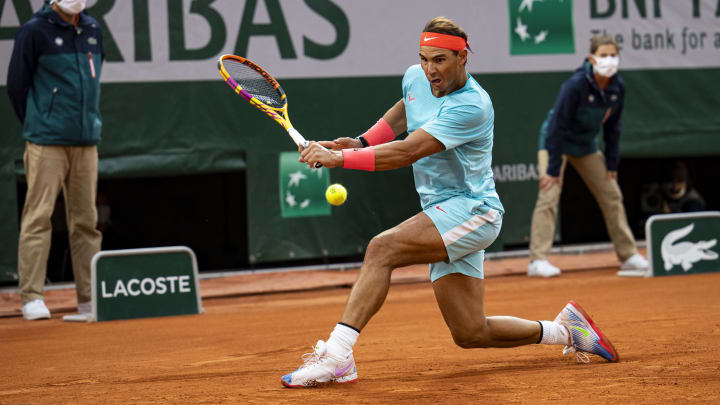 Rafael Nadal Vs Mackenzie Mcdonald Odds Prediction Betting Trends And Time For 2020 French Open Men S Round 2