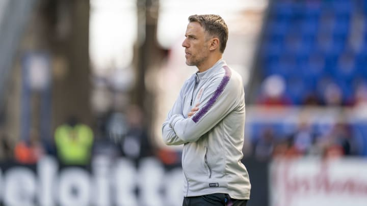 Phil Neville is no longer England women manager