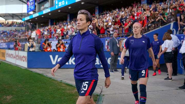Rapinoe has consistently used her platform to speak out about a range of social issues