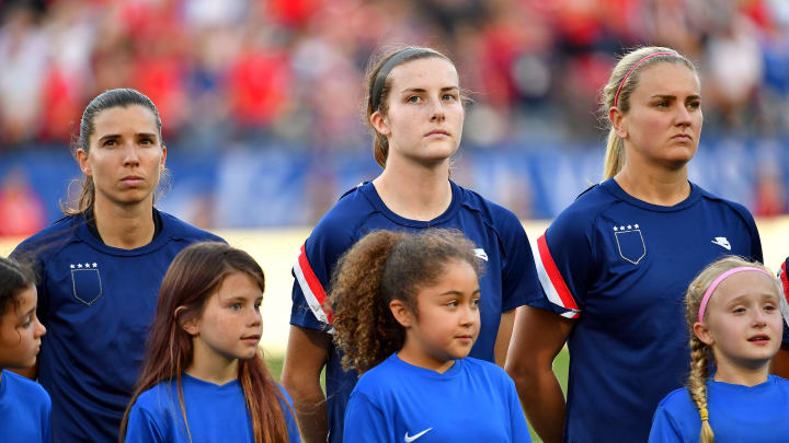 USSF files response to USWNT's equal pay lawsuit appeal