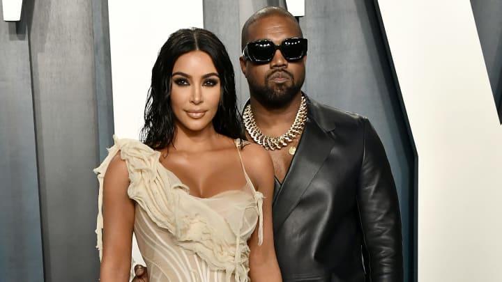 Kim Kardashian y Kanye West se casaron en 2014