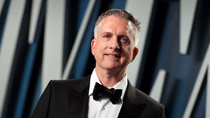 Bill Simmons at the 2020 Vanity Fair Oscar Party.