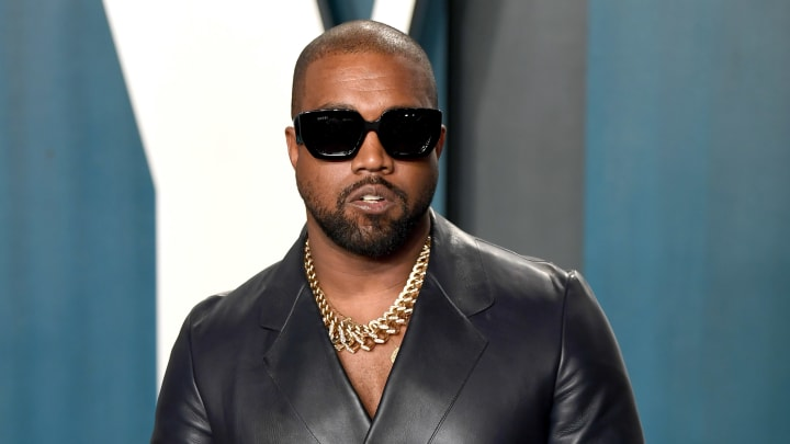 Kanye West donates to food charities during Coronavirus crisis.