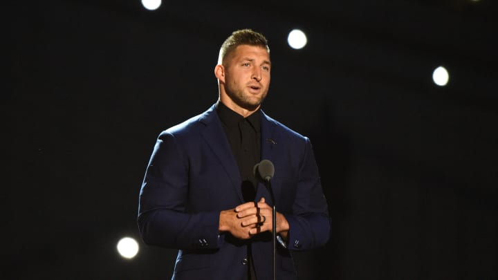 Tim Tebow at the 2021 ESPYs.